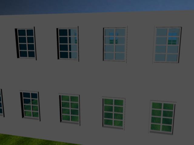 Creating Windows in Maya