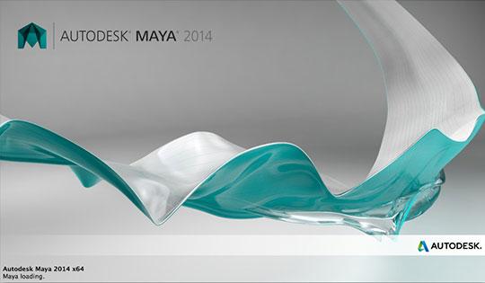 Maya 2014